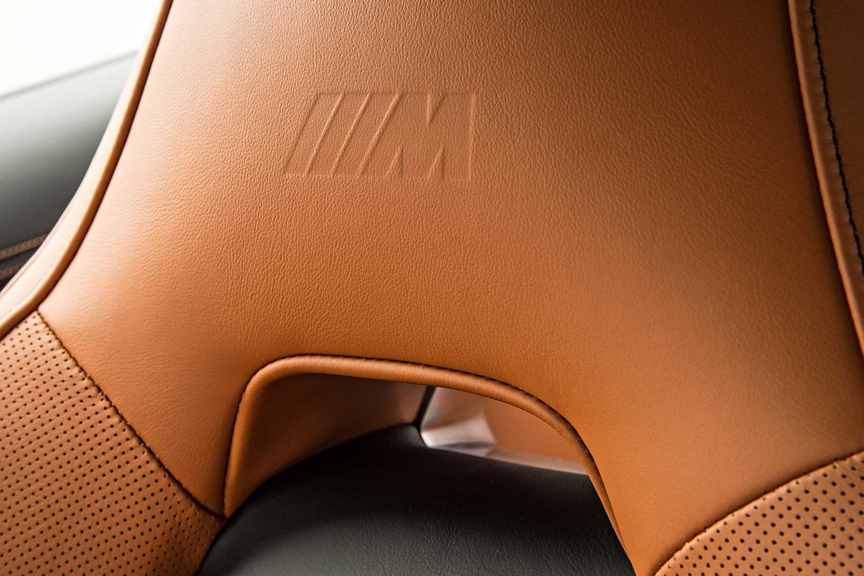 2017 BMW X6 M 4dr SUV Interior Detail