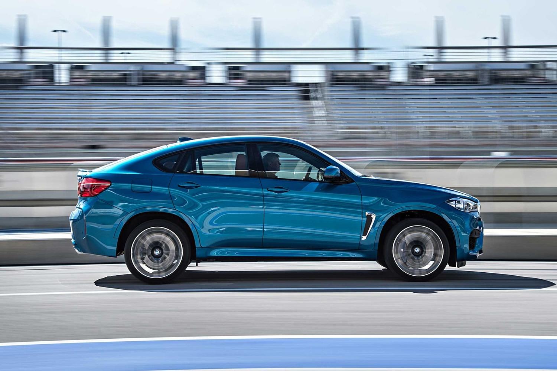 2017 BMW X6 M 4dr SUV Exterior