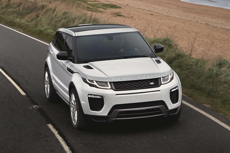 2017 Land Rover Range Rover Evoque Shown HSE Dynamic Exterior Shown