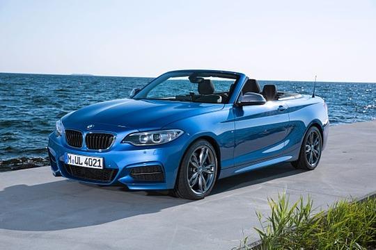 2017 BMW 2 Series Convertible M240i xDrive