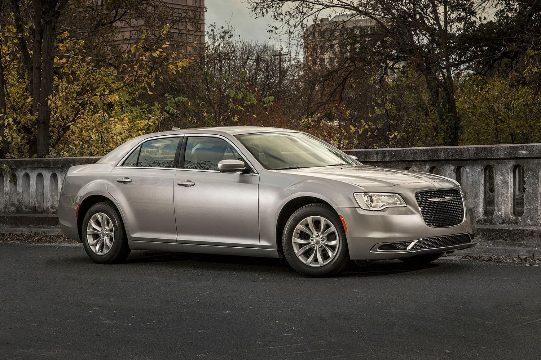 Chrysler 300 Limited Sedan Exterior (2017 model year shown)