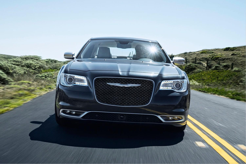 2017 Chrysler 300 C Platinum Sedan Exterior