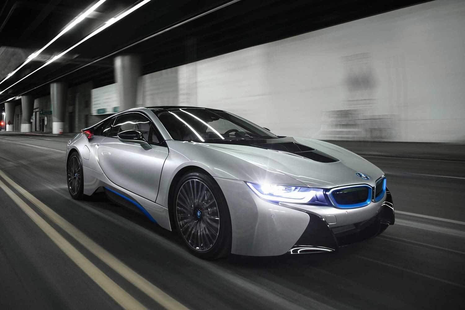 2017 Bmw I8 Coupe Vehie