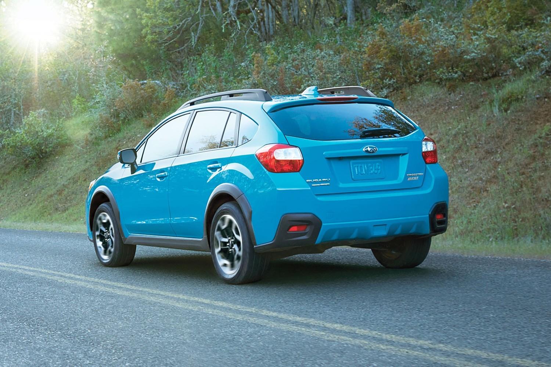 2017 Subaru Crosstrek 2.0i Limited PZEV 4dr SUV Exterior