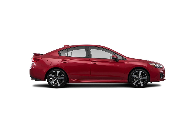Subaru Impreza 2.0i Sport Sedan Exterior Shown (2017 model year shown)