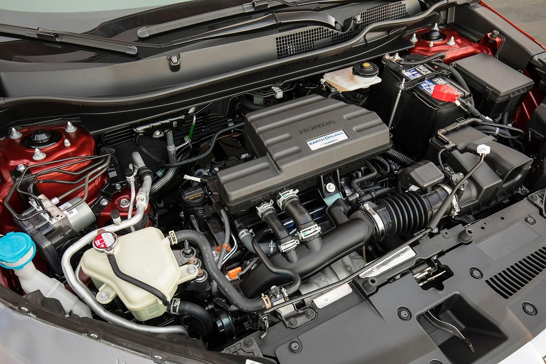 Honda CR-V Touring 4dr SUV 1.5L I4 Turbo Engine (2017 model year shown)