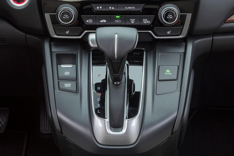 Honda CR-V Touring 4dr SUV Shifter (2017 model year shown)