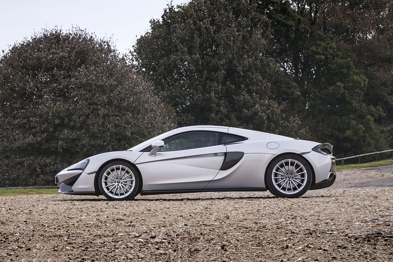 2017 McLaren 570GT Coupe Exterior