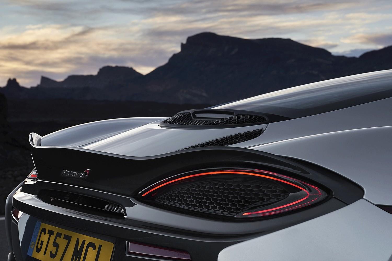 2017 McLaren 570GT Coupe Exterior Detail