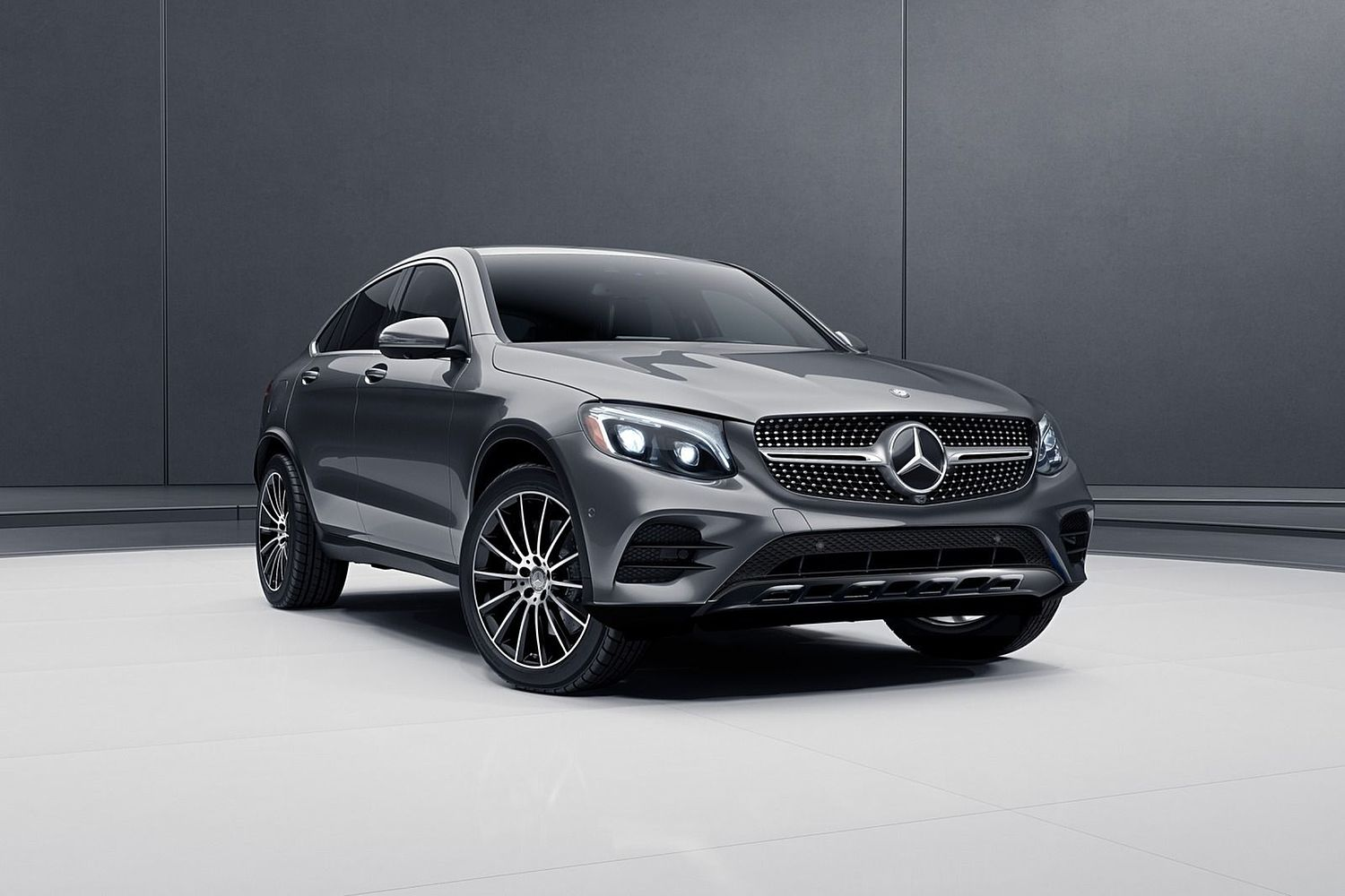2018 mercedes benz glc class coupe suv vehie. Black Bedroom Furniture Sets. Home Design Ideas