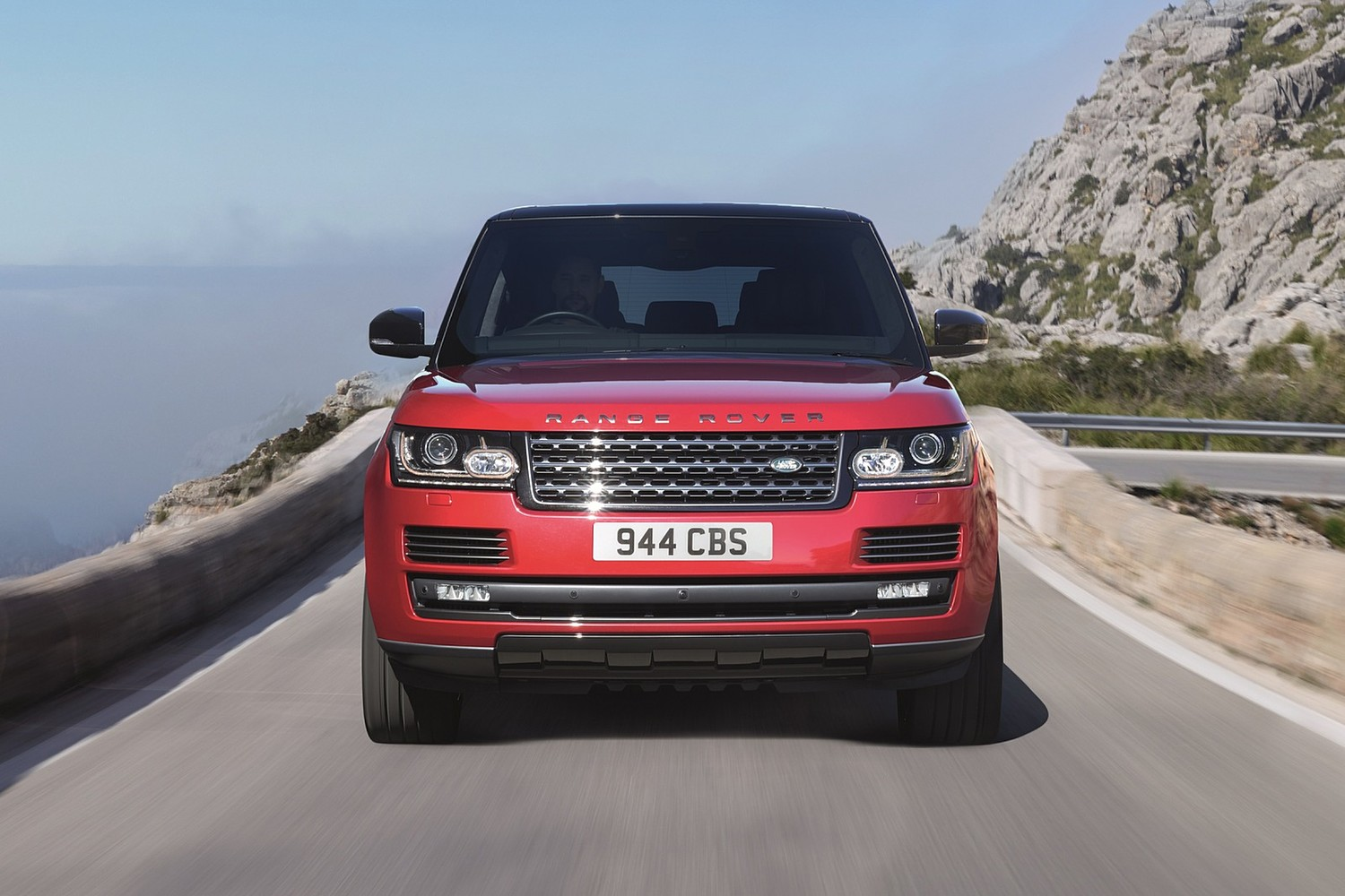 2017 Land Rover Range Rover SV Autobiography Dynamic 4dr SUV Exterior