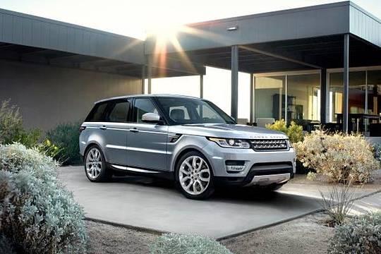 2017 Land Rover Range Rover Sport Diesel