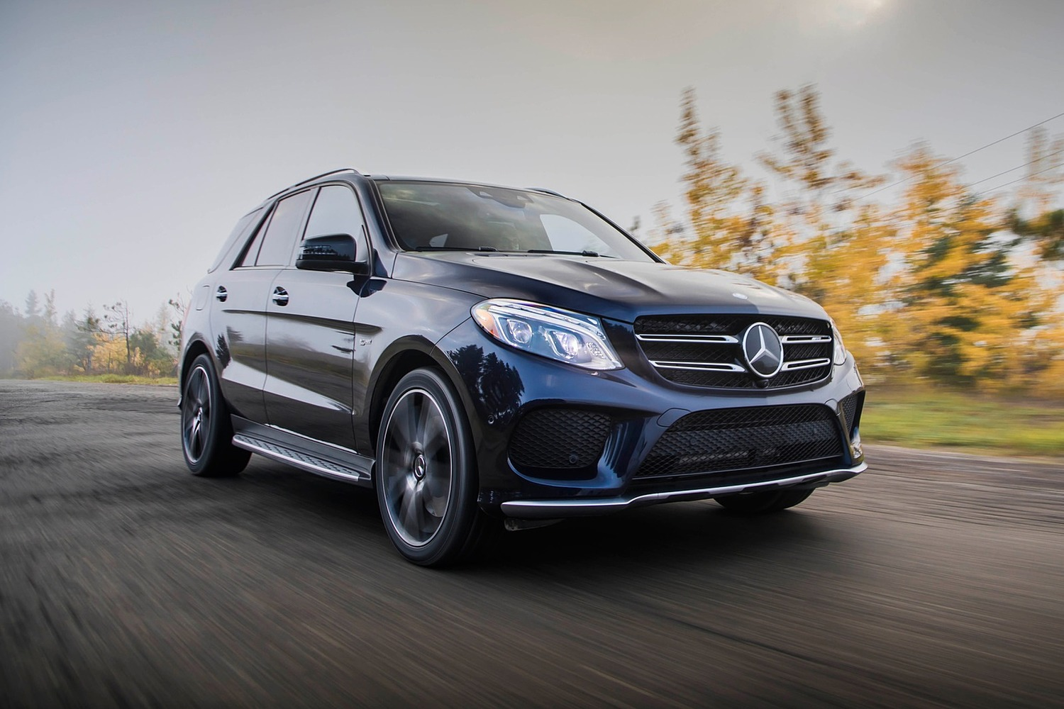 2018 mercedes benz gle class amg gle 43 4matic suv vehie. Black Bedroom Furniture Sets. Home Design Ideas