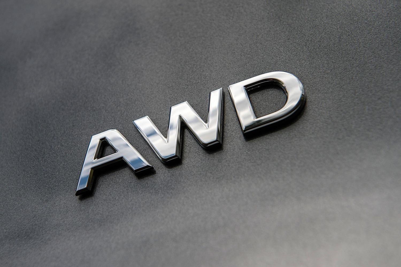 2017 Infiniti QX30 Premium 4dr SUV Rear Badge