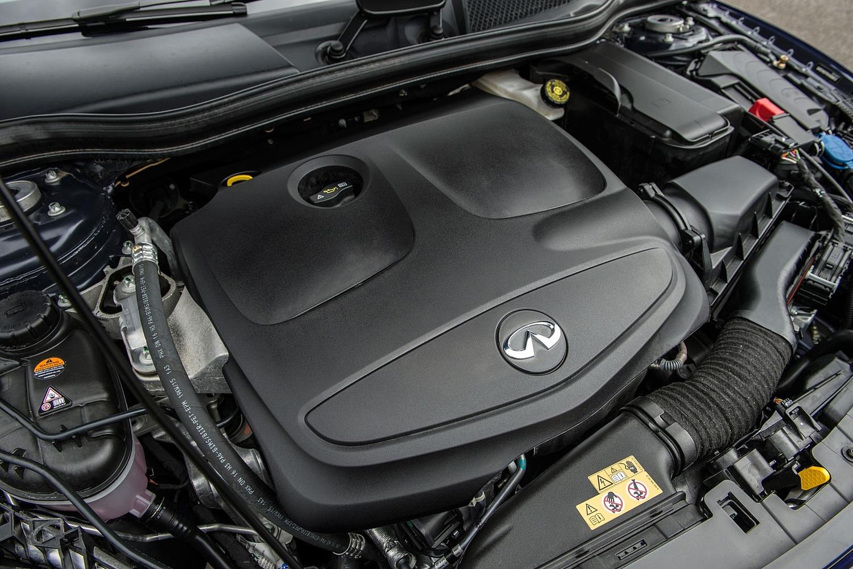 2017 Infiniti QX30 Sport 4dr SUV 2.0L I4 Turbo Engine