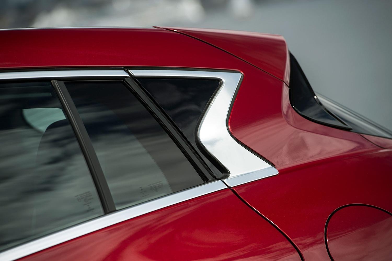 2017 Infiniti QX30 Sport 4dr SUV Exterior Detail