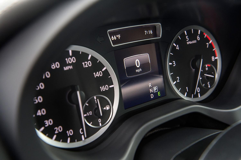 2017 Infiniti QX30 Sport 4dr SUV Gauge Cluster