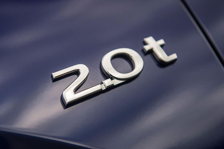 2017 Infiniti QX30 Sport 4dr SUV Front Badge