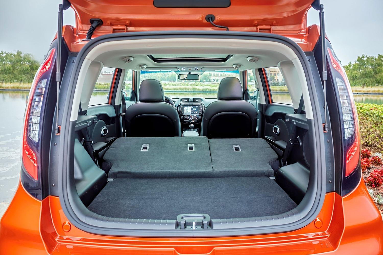 2017 Kia Soul ! Wagon Interior