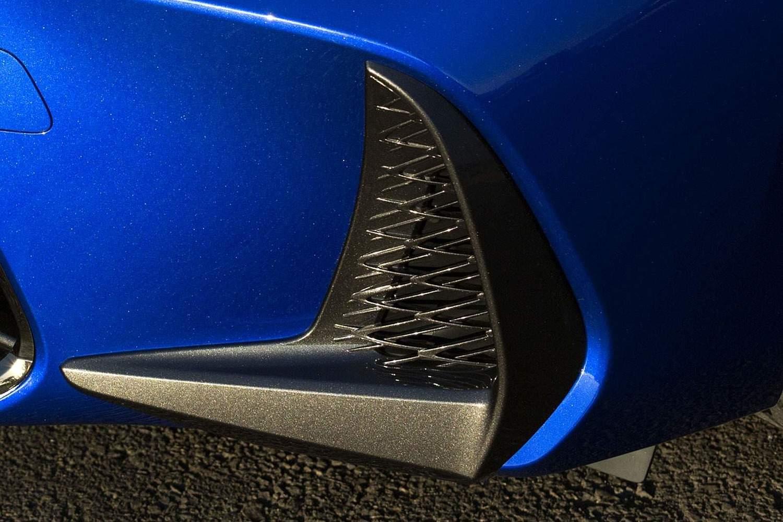 Lexus IS 350 Sedan Exterior Detail. F SPORT Package Shown. (2017 model year shown)