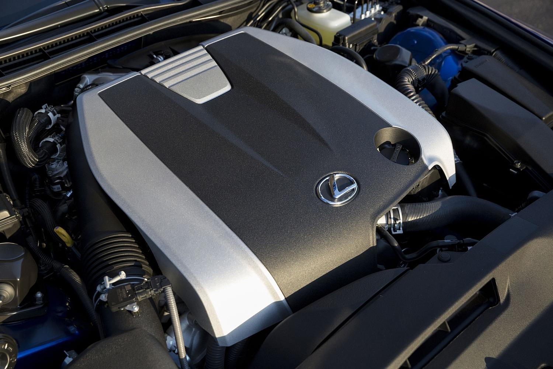 Lexus IS 300 Sedan 3.5L V6 Engine (2017 model year shown)