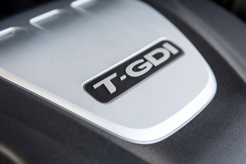 2017 Hyundai Elantra Sport Sedan 1.6L I4 Turbo Engine