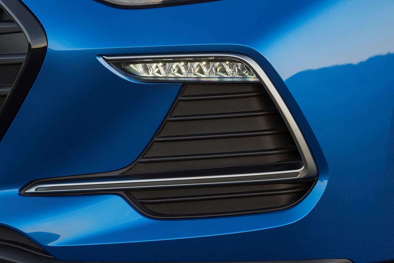 2017 Hyundai Elantra Sport Sedan Fog Light
