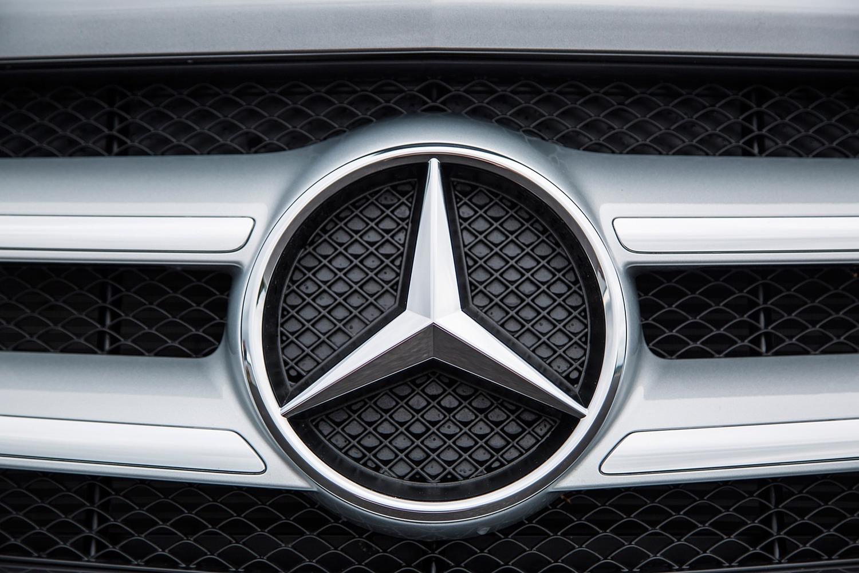 2017 Mercedes-Benz GLA-Class GLA250 4MATIC 4dr SUV Front Badge