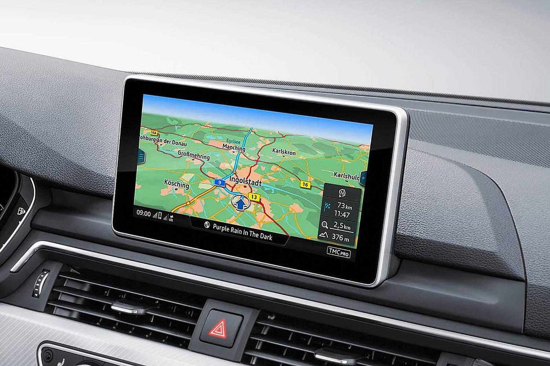 2018 Audi A5 Prestige quattro 4dr Hatchback Navigation System