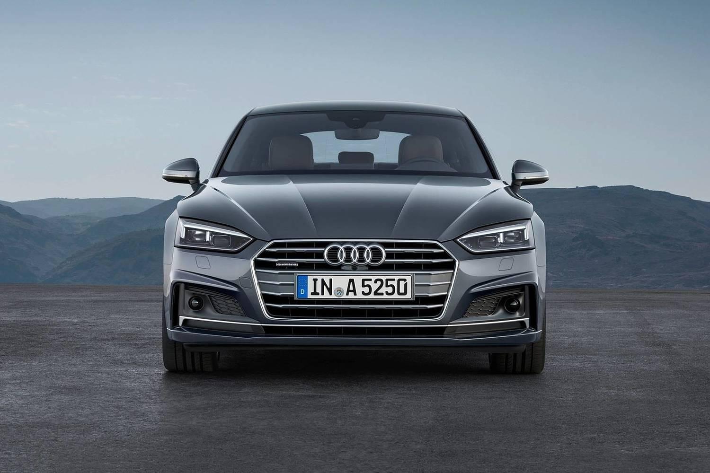 2018 Audi A5 Prestige quattro 4dr Hatchback Exterior. European Model Shown.