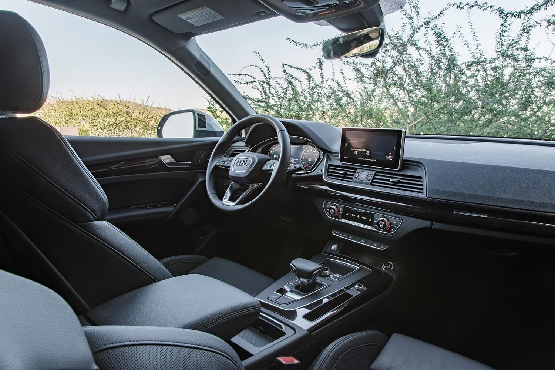 2018 Audi Q5 2.0T Prestige quattro 4dr SUV Interior Shown
