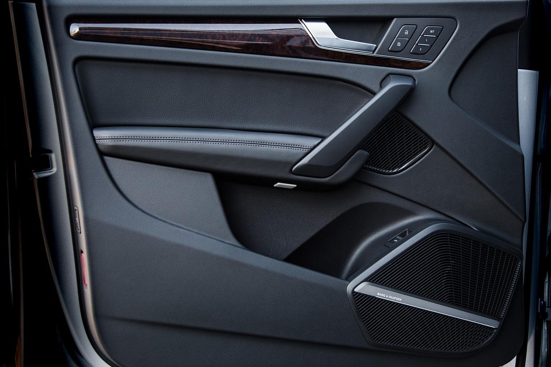 2018 Audi Q5 2.0T Prestige quattro 4dr SUV Interior Detail