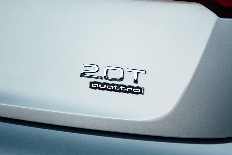 2018 Audi Q5 2.0T Prestige quattro 4dr SUV Rear Badge