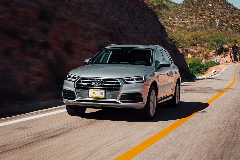 2018 Audi Q5 2.0T Prestige quattro 4dr SUV Exterior Shown