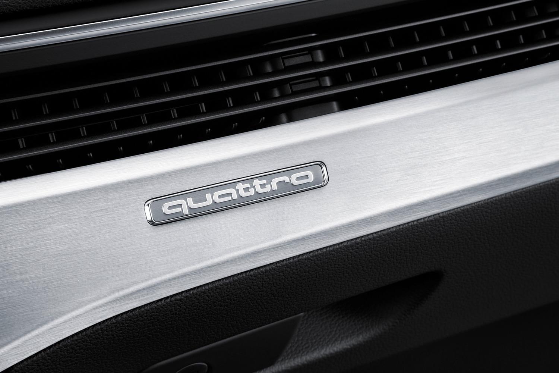 2018 Audi S5 Prestige quattro Coupe Interior Detail