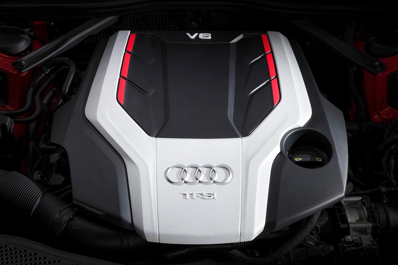 2018 Audi S5 Prestige quattro Coupe 3.0L I4 Turbo Engine