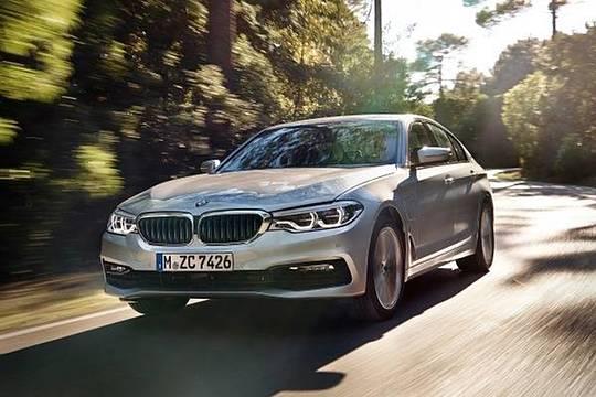 2018 BMW 5 Series Hybrid