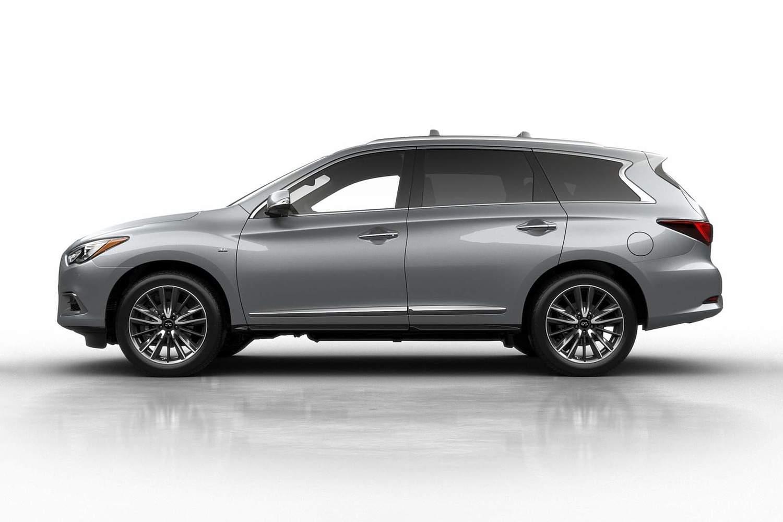 INFINITI QX60 4dr SUV Exterior (2017 model year shown)