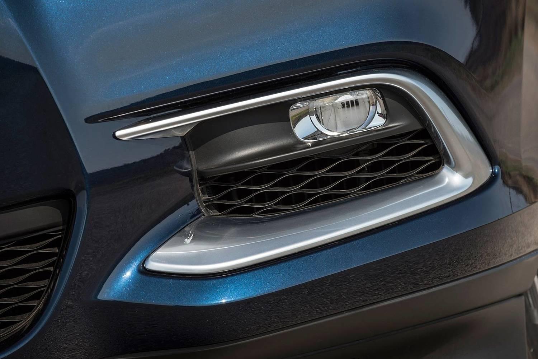 INFINITI QX60 4dr SUV Fog Light (2017 model year shown)