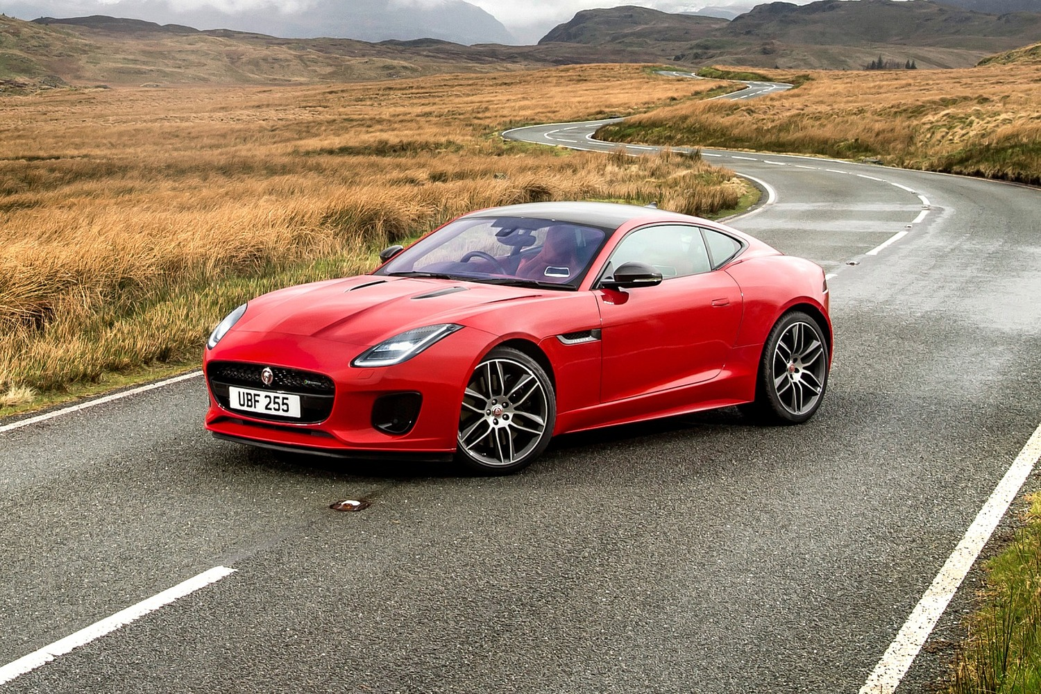 2018 Jaguar F-TYPE Coupe Exterior