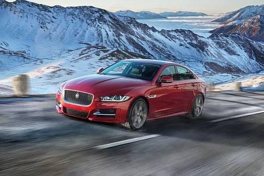 2018 Jaguar XE Diesel