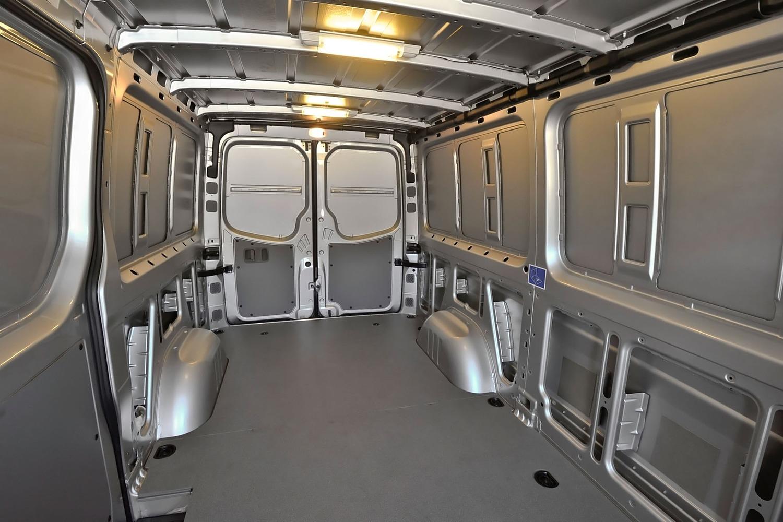 2017 Mercedes-Benz Sprinter 2500 144 WB Cargo Cargo Van Cargo Area