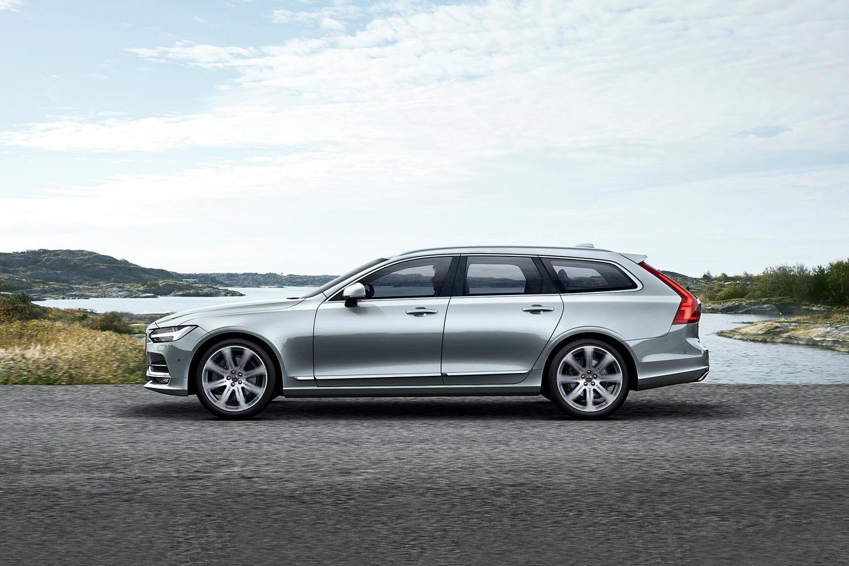 2018 Volvo V90 T6 Inscription Wagon Exterior Shown