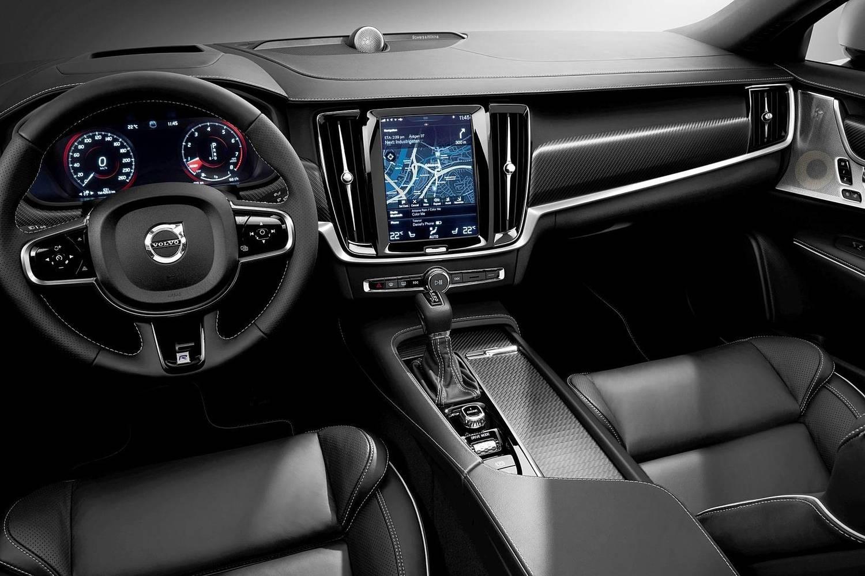 2018 Volvo V90 T6 R-Design Wagon Dashboard