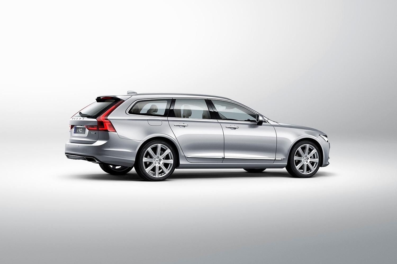 2018 Volvo V90 T6 Inscription Wagon Exterior