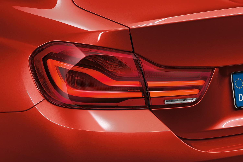 2018 BMW M4 Coupe Exterior Detail
