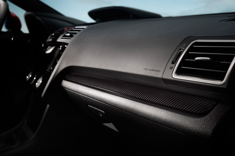 2018 Subaru WRX Premium Sedan Interior Detail