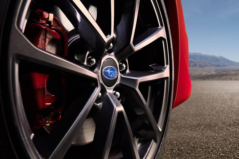 2018 Subaru WRX Premium Sedan Wheel