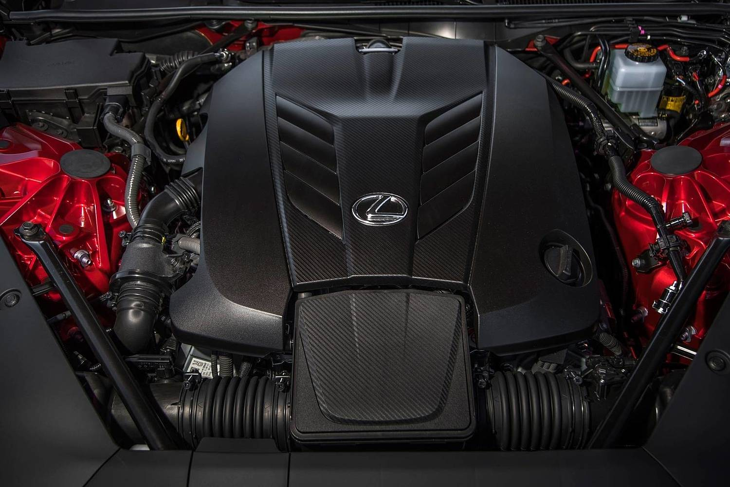 2018 Lexus LC 500 Base Coupe 5.0L V8 Engine Engine