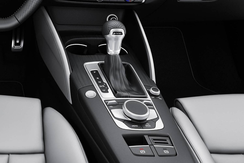 Audi A3 Sportback e-tron 1.4 TFSI PHEV Prestige 4dr Hatchback Shifter (2018 model year shown)